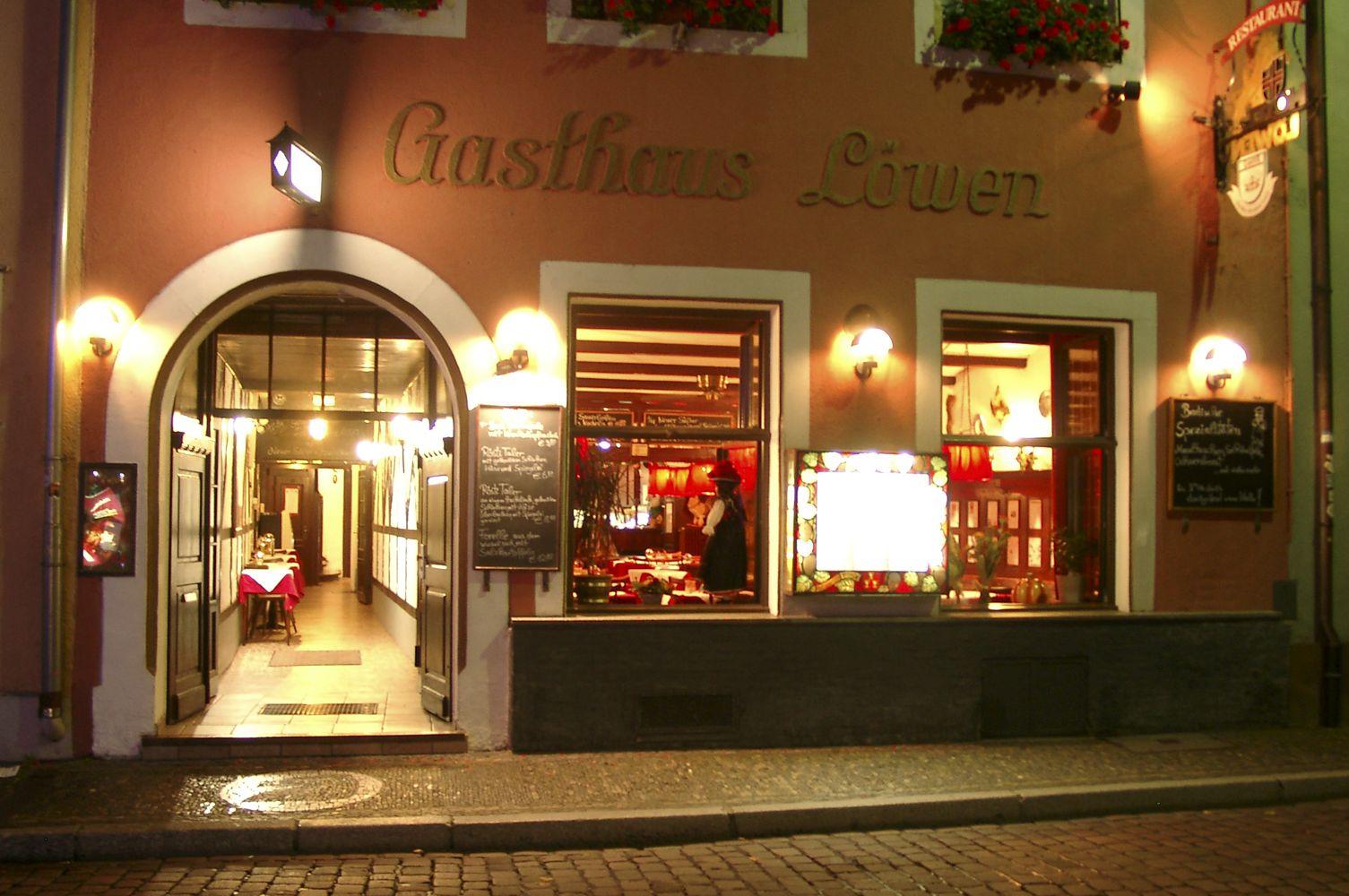 Hotel & Restaurant Löwen